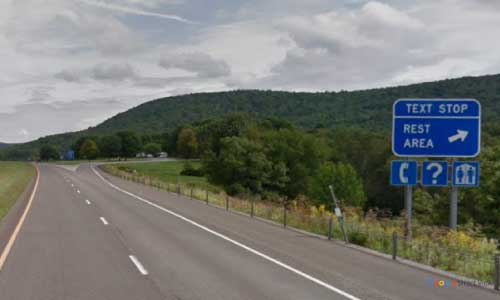ny interstate 88 i88 new york unadilla rest area eastbound mile marker 39