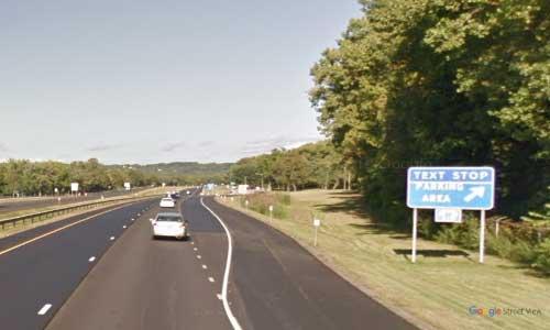 ny interstate90 i90 new york thruway parking rest area eastbound mile marker 184
